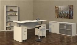 Medina Height Adjustable Desk by Mayline