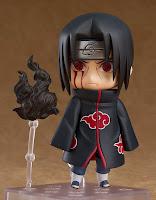 "Fotos oficiales del Nendoroid de Itachi Uchiha de ""Naruto Shippuden"" - Good Smile Company"