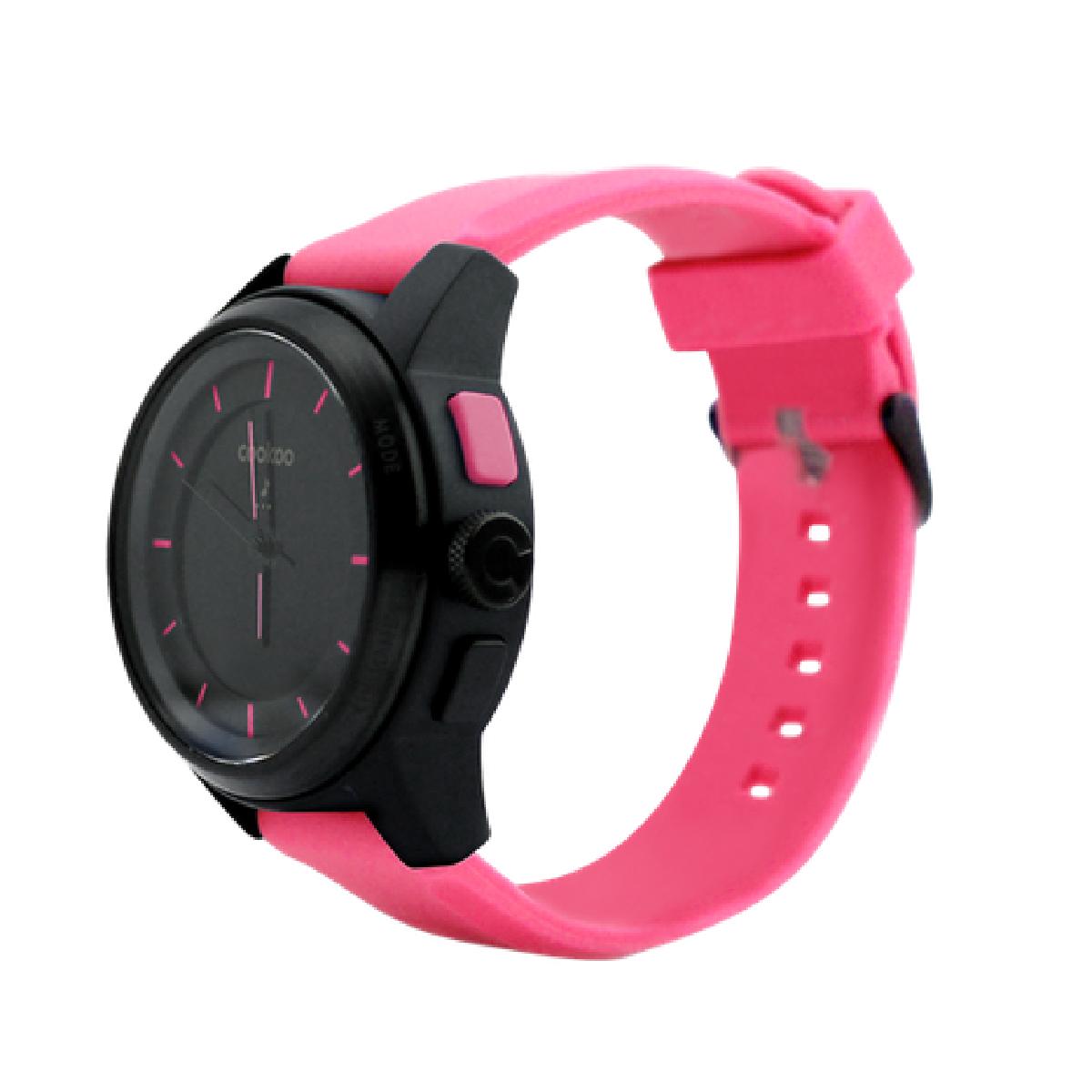 Une montre connectée en rose pour les femmes