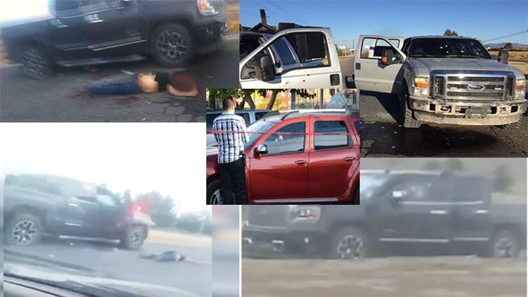 """Sangrienta disputa por la """" plaza""""  de Chihuahua entre los Cárteles De Juárez , De Sinaloa y del CJNG"""