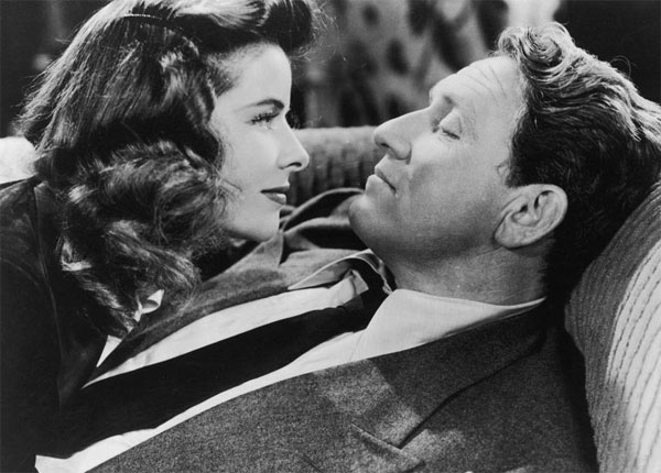 Great Love Stories № 15 | Spencer Tracy & Katharine Hepburn