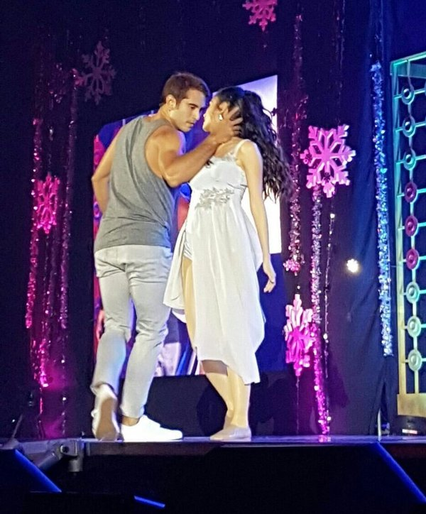 OMG! Kim Chiu and Gerald Anderson's dance number in ABS-CBN trade event is effin' hot
