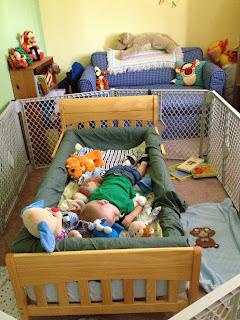Mama Frankenstein Diy Toddler Bed Bumper Tutorial