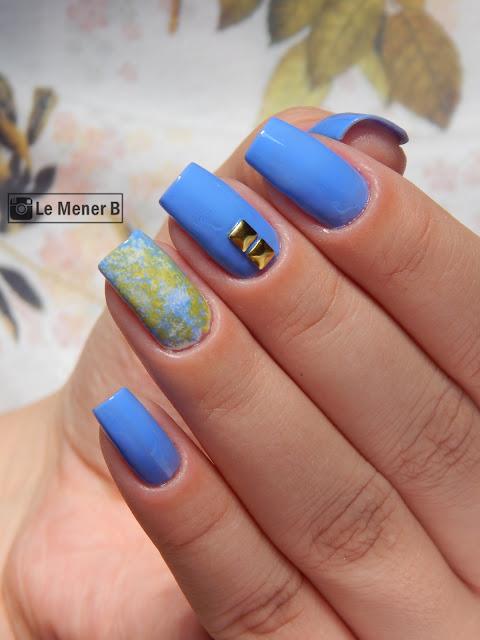 unhas-azul