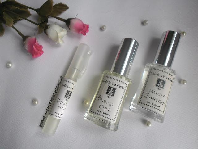 Fragrances by Galerie De Parfum