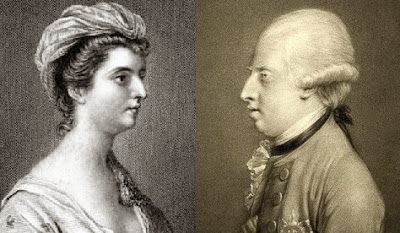Maria Waldegrave, later Duchess of Gloucester and  William Henry, Duke of Gloucester