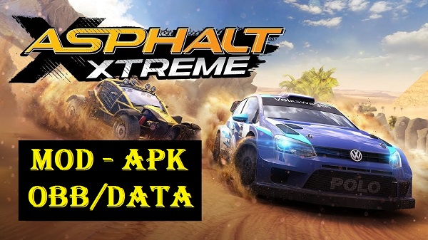 Download Asphalt Xtreme Rally Racing Mod Apk Game