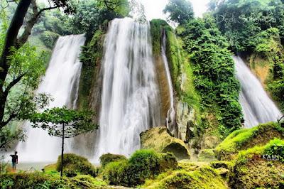 Air Terjun Cikaso Sukabumi