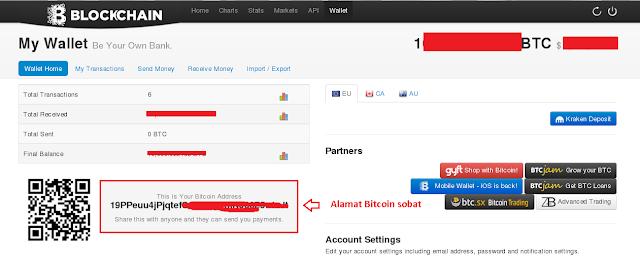 cara membuat dompet bitcoin, cara mendapatkan bitcoin