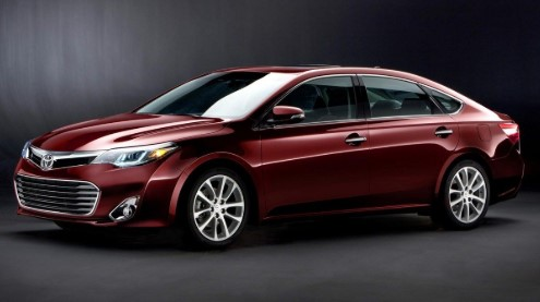 Redesigned 2020 Toyota Avalon: What You Need to Know