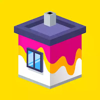 House Paint   (Mod Apk A Lot Of Gems)