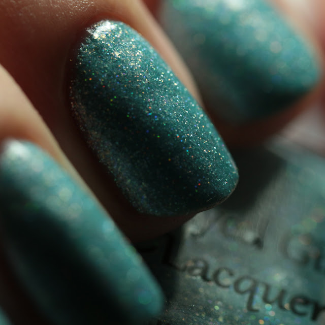 Blue-Eyed Girl Lacquer Siren's Curtain Call
