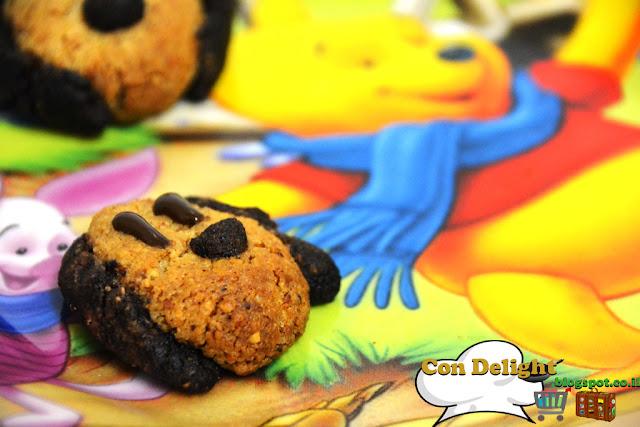 עוגיות שקדים almond cookies