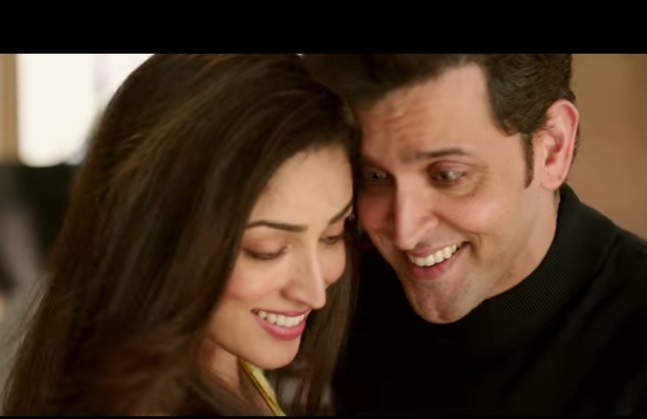 Mon Amour Song (Video) Kaabil | Hrithik Roshan, Yami Gautam