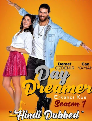 Day Dreamer S01 Hindi Dubbed WEB Series 720p HDRip x265 HEVC [E110]