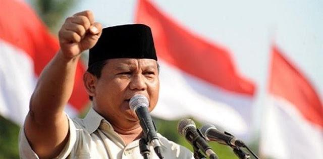 Prabowo Masih Pertimbangkan Maju Capres atau Jadi 'King Maker'