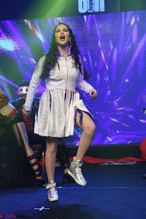 Sunny Leone Dancing on stage At Rogue Movie Audio Music Launch ~  195.JPG