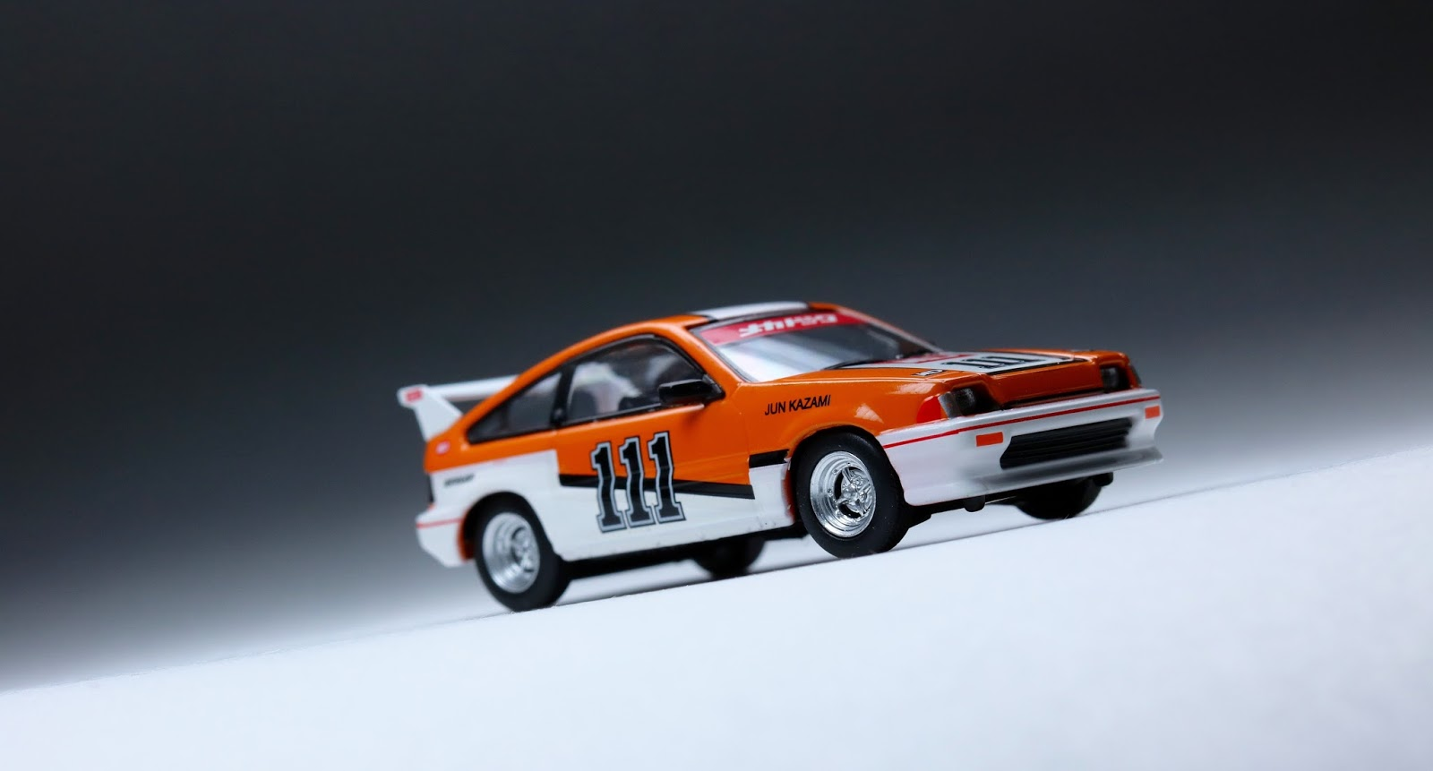 kyosho honda crx manual