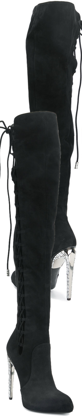 Giuseppe Zanotti Design x Jennifer Lopez Marisa Boots