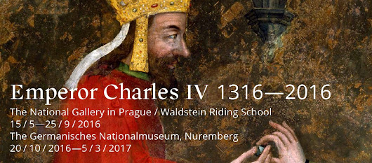 K700 - Exhibition on Emperor Charles IV and his Era in Prague and Nuremberg