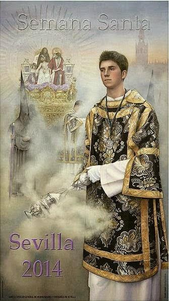 Horarios e Itinerarios de la Semana Santa Sevilla 2014