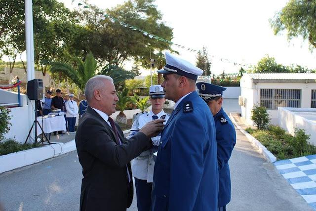 تخرج دفعتين للملازمين الأوائل للشرطة تتكون من 621 متخرجا جوان 2017