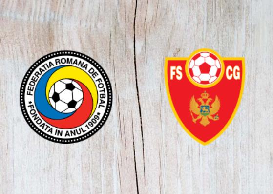 Romania vs Montenegro - Highlights 07 September 2018