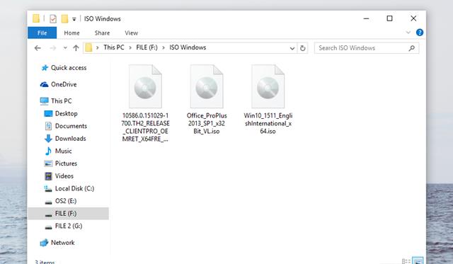 Tìm file ISO Windows cũ? đây là cách lấy file chính chủ từ Microsoft
