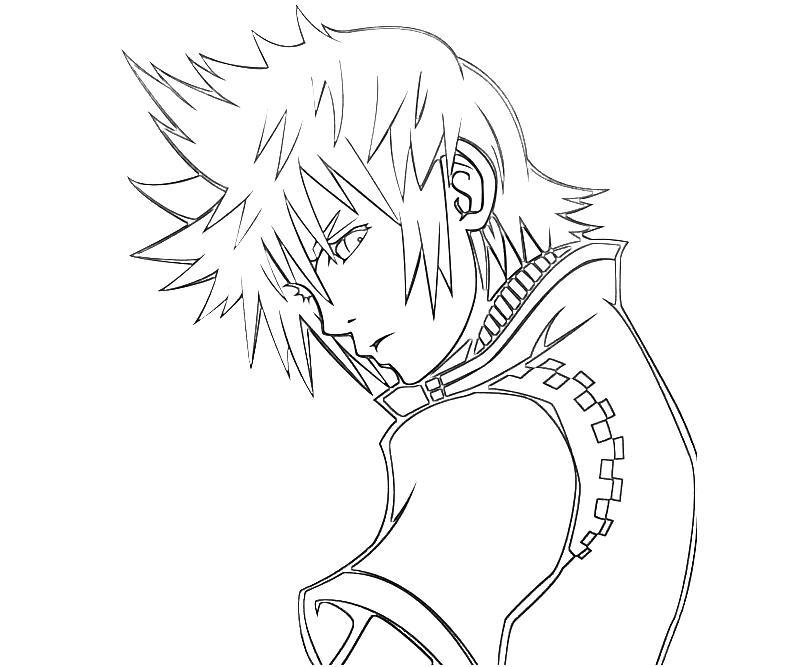 10 Roxas Kingdom Hearts Characters