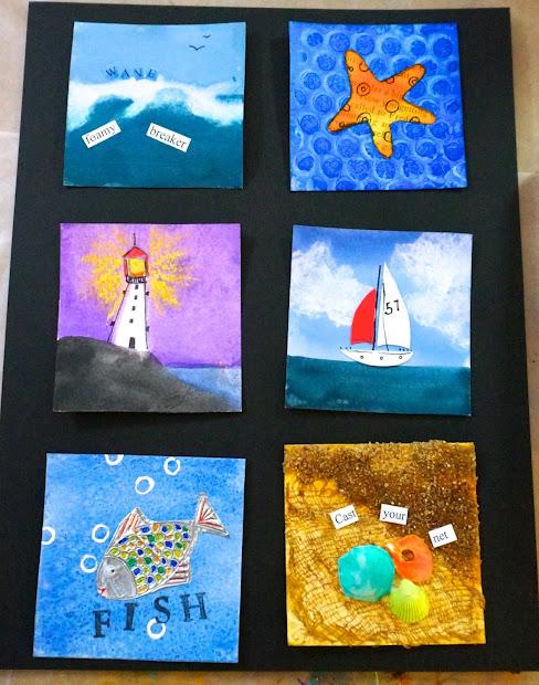 Artist Woman Summer Projects