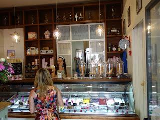 sorveteria roma tours portugues 9 - Sorveteria em Roma: Mary, de Caravaggio