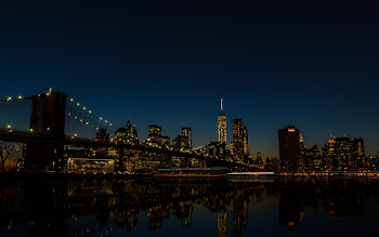 Skyscrapers & architecture in New York