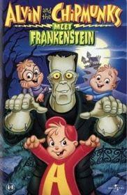 Alvin y las Ardillas conocen a Frankenstein – DVDRIP LATINO
