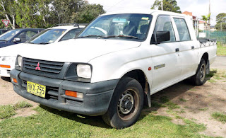 Bodypart Mitsubishi Triton 1996-2004