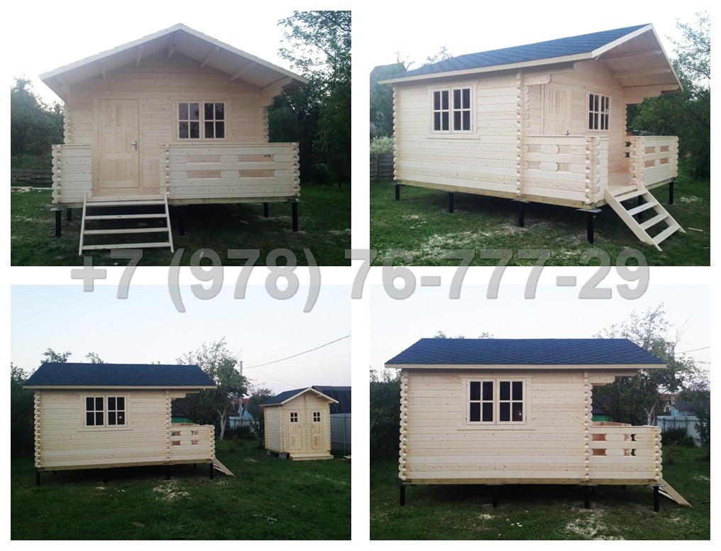 Строительство деревянного дома под ключ цена