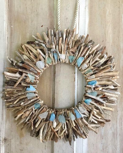 Driftwood Wall Wreaths