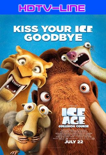 Ice Age 5: El gran cataclismo (2016) HDTV-LiNE