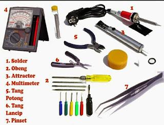 Miliki 5 Peralatan Kerja ini Jika Ingin Belajar Elektronika