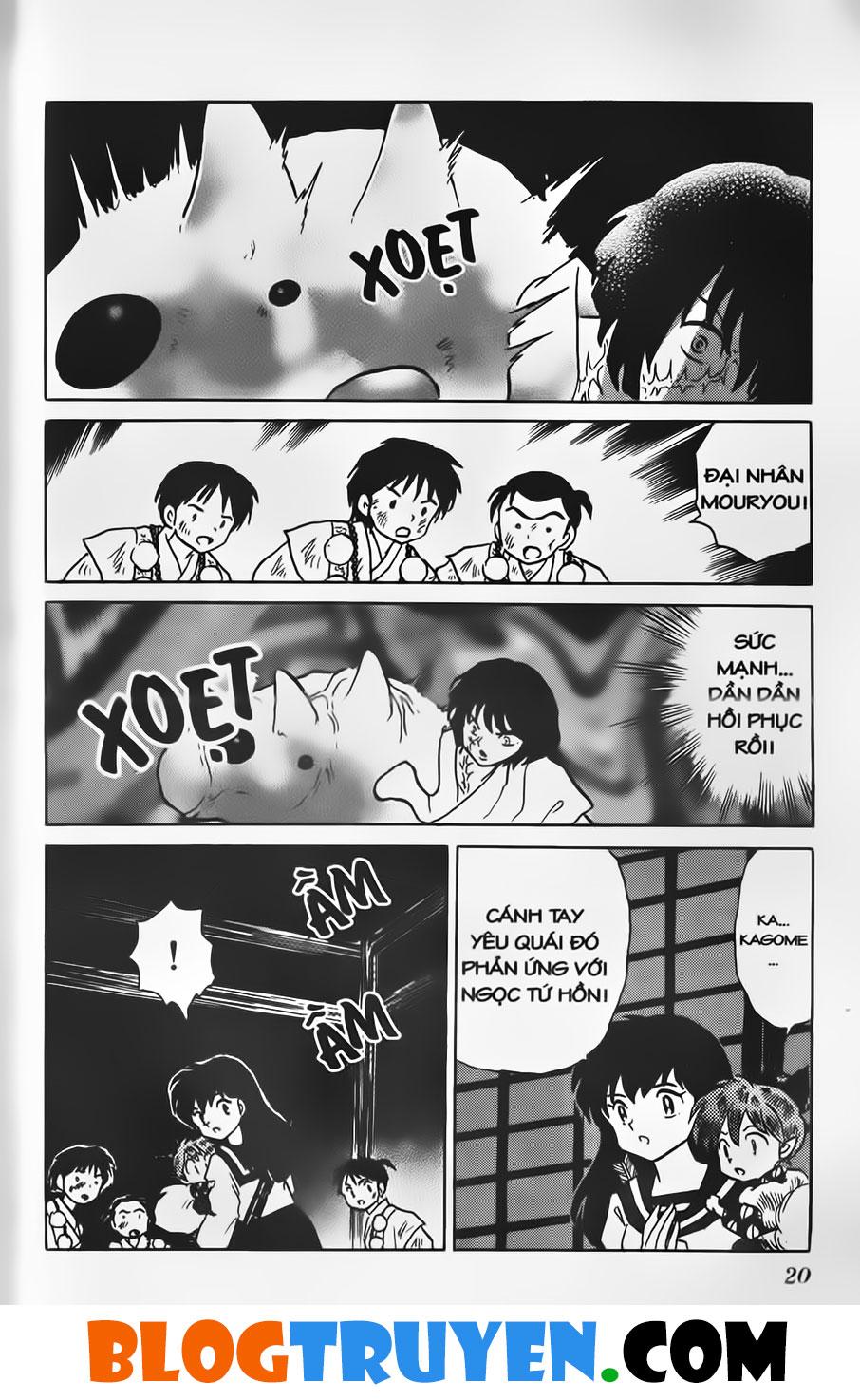 Inuyasha vol 36.1 trang 18
