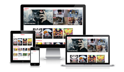 animag blogger template by arlina