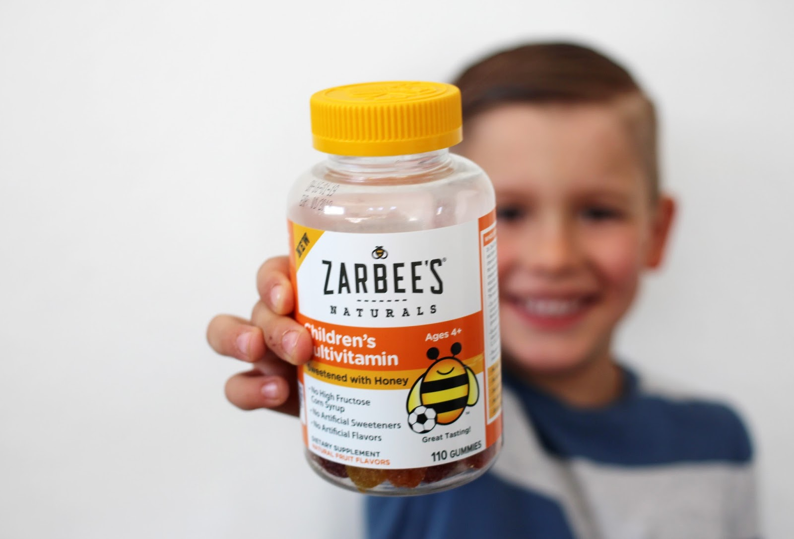 Sometimes Sweet Gummy Goodness With Zarbee S Naturals