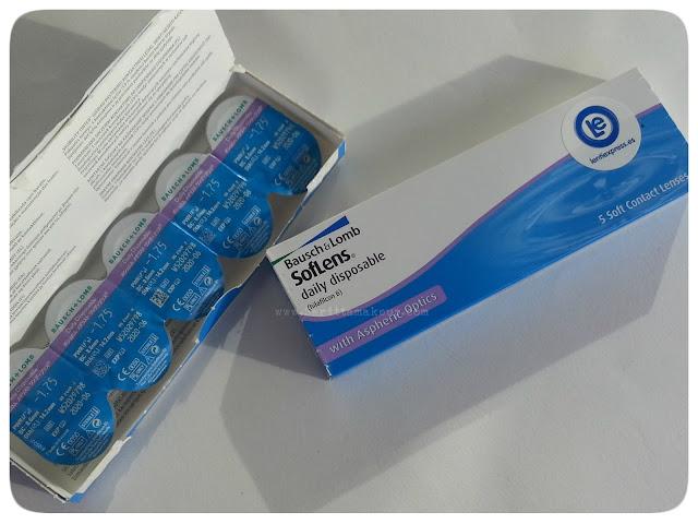 ca3884f200 Otras de las lentillas que me pedí, fueron las lentillas mensuales Air  Optix Aqua, que son unas lentillas de uso mensual, de hidrogel de silicona,  ...
