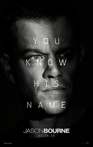 Jason Bourne (BRRip 720p Dual Latino / Ingles) (2016)
