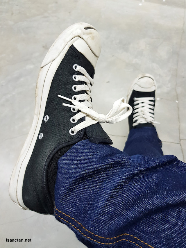 I even found a rather new-ish Converse