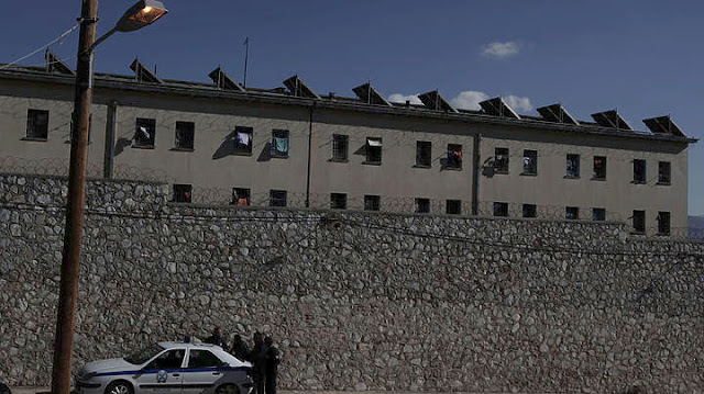 Απόδραση κακοποιών από τις φυλακές Κορυδαλλού