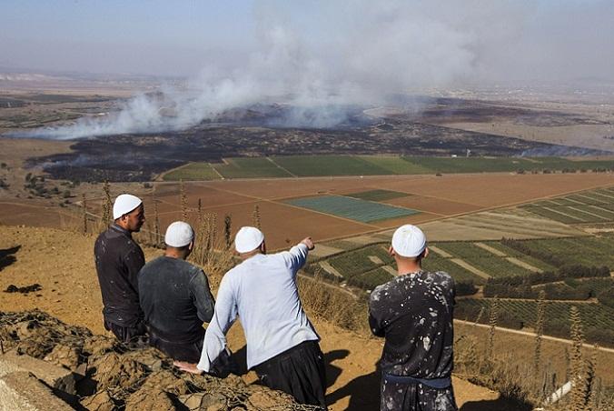 Druze+memantau+saudaranya+di+suriah.jpg (676×452)