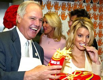 Jim Cantalupo, Chief executive of McDonald's