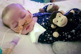 charlie Baby Charlie Gard Given US Citizenship Just So He Can Come For Treatment News