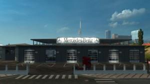 Garage Mercedes Benz