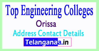 Top Engineering Colleges in Orissa